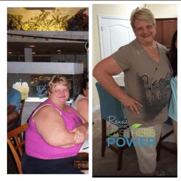Barbara's Success with Slender Cider and Rena's Program