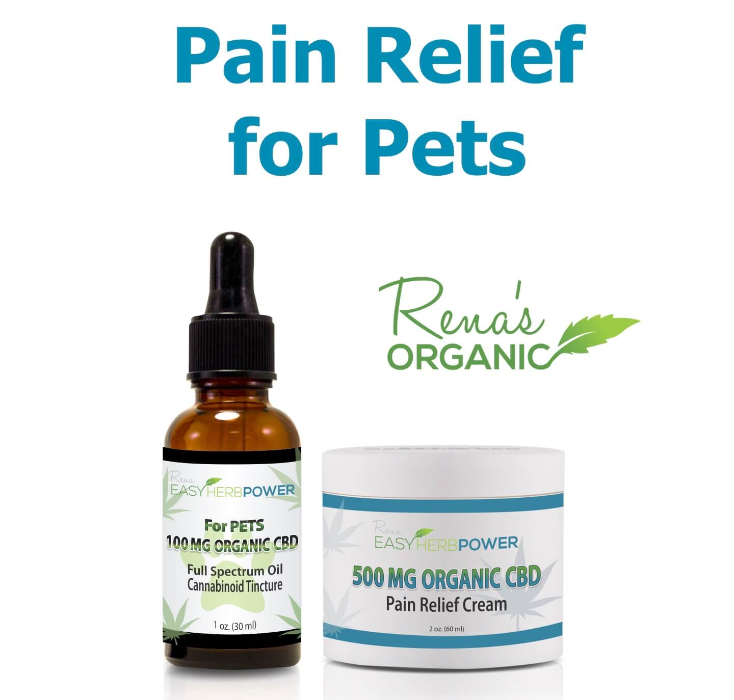 CBD Pain Relief for Pets