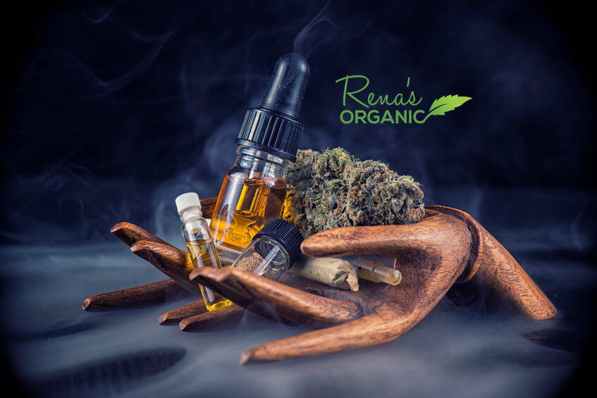 How Much Rena's Organic CBD should I take