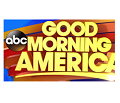 Good Morning America logo on Rena's Organic