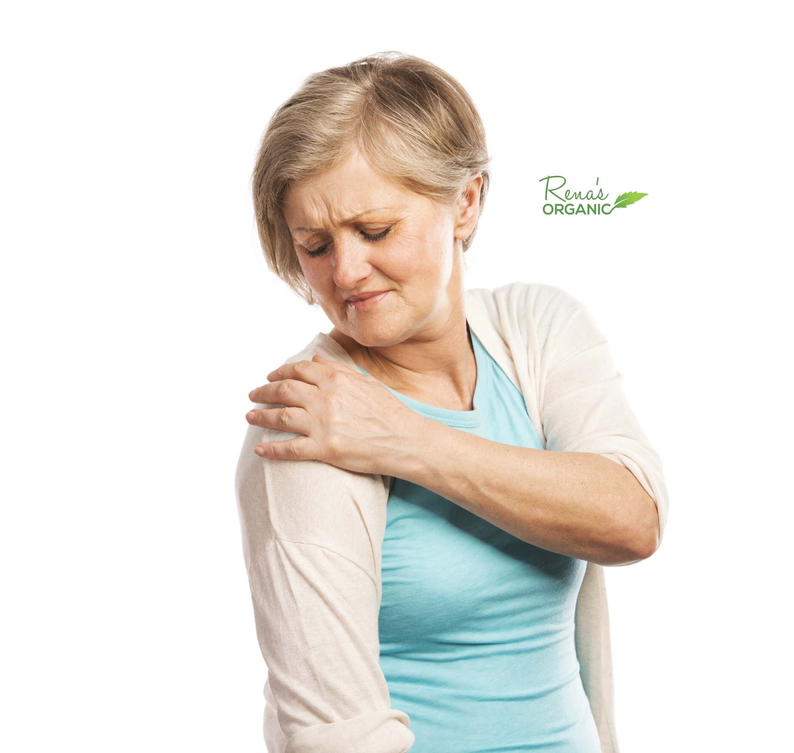 CBD relieves shoulder pain