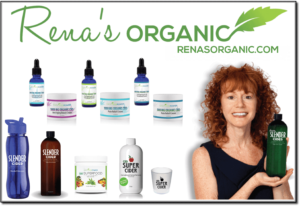 Rena's Organic Product Slide