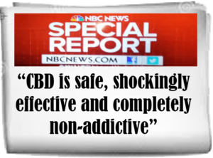 NBC News CBD is safe