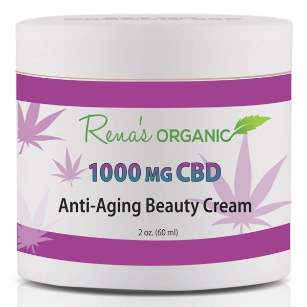 1000 mg anti aging beauty cream