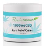 1000 mg CBD pain relief cream