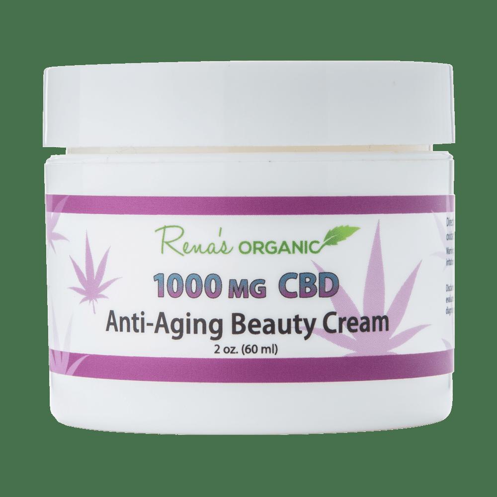 CBD1000mg Anti-Aging Cream