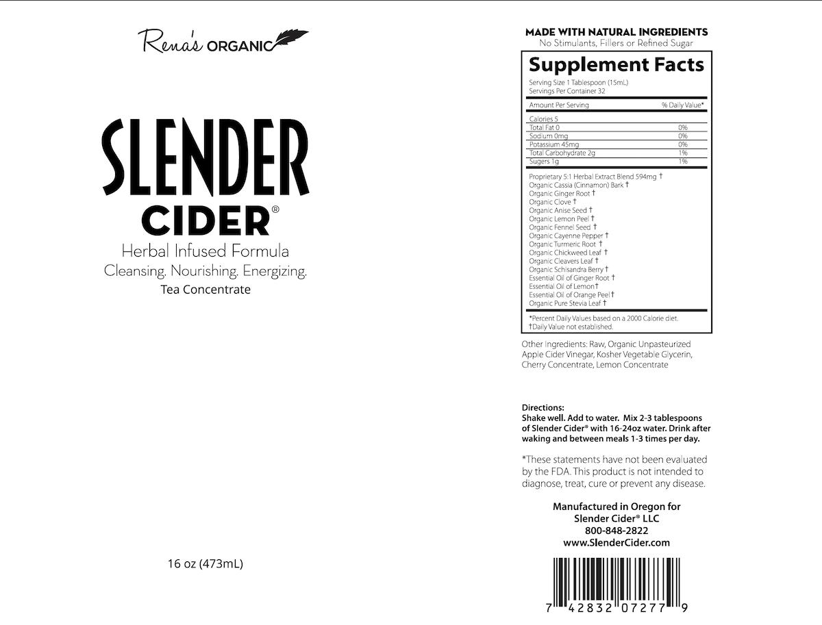 Slender-Cider-16-oz-label