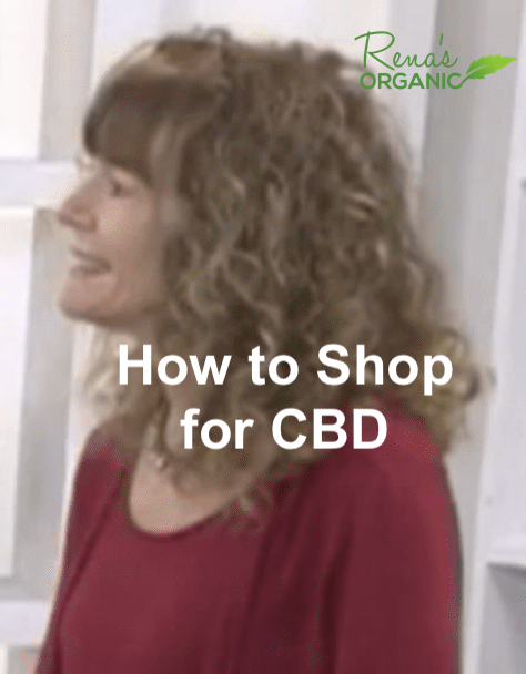 Trending Now with Rena Greenberg, Creator Rena's Organic CBD