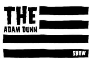 adam dunn show logo