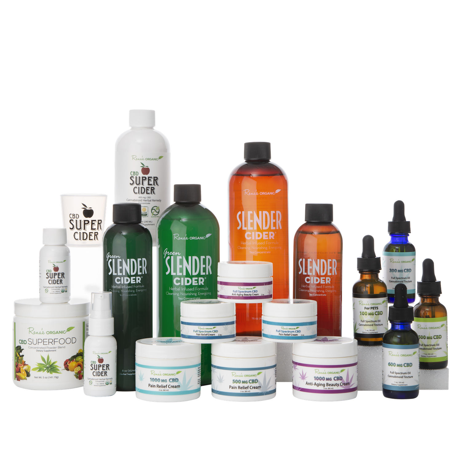 renas organic products